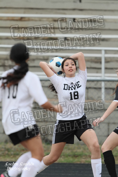 DHS JV Ladies Soccer vs Reynolds 3-18-15-37