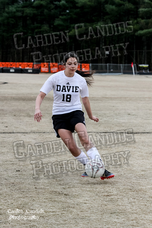 DHS JV Ladies Soccer vs Reynolds 3-18-15-3