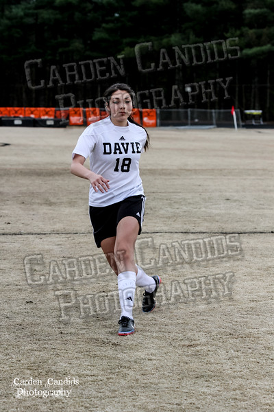 DHS JV Ladies Soccer vs Reynolds 3-18-15-4