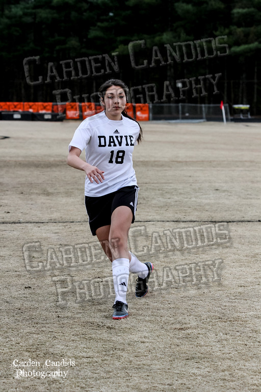 DHS JV Ladies Soccer vs Reynolds 3-18-15-4