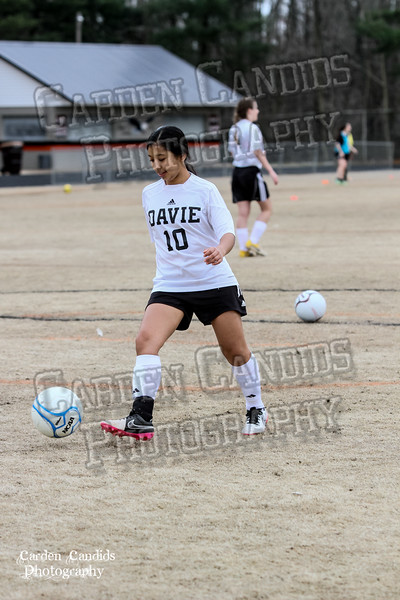 DHS JV Ladies Soccer vs Reynolds 3-18-15-1