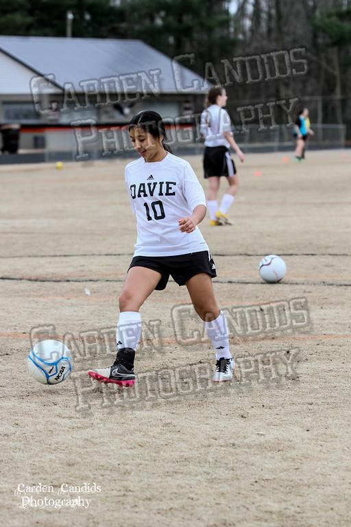DHS JV Ladies Soccer vs Reynolds 3-18-15-1