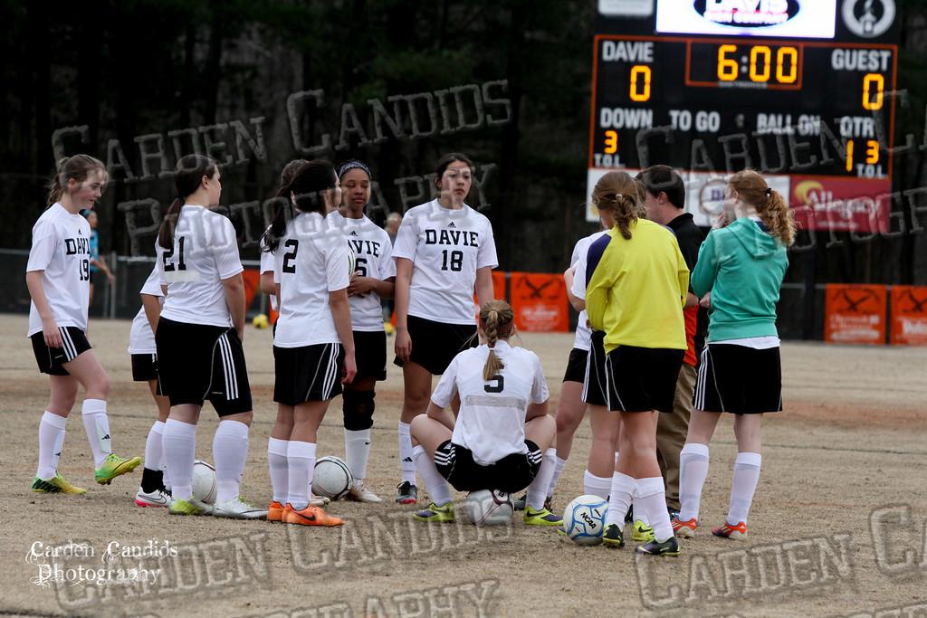 DHS JV Ladies Soccer vs Reynolds 3-18-15-7