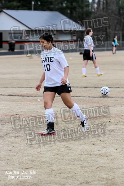 DHS JV Ladies Soccer vs Reynolds 3-18-15-2
