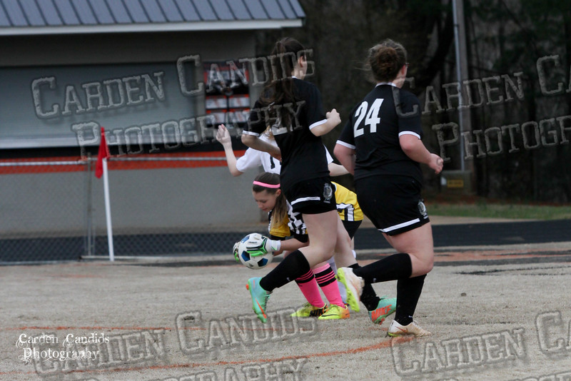 DHS JV Ladies Soccer vs Reynolds 3-18-15-28