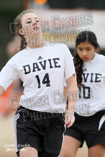 DHS JV Ladies Soccer vs Reynolds 3-18-15-17
