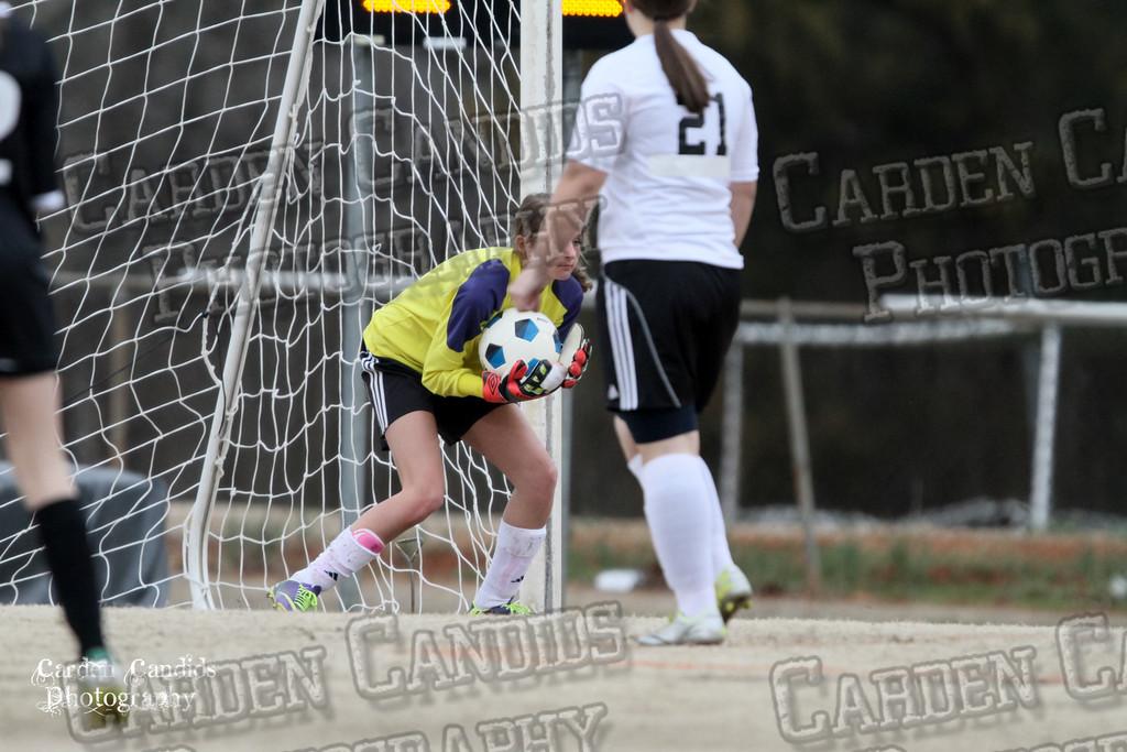 DHS JV Ladies Soccer vs Reynolds 3-18-15-43