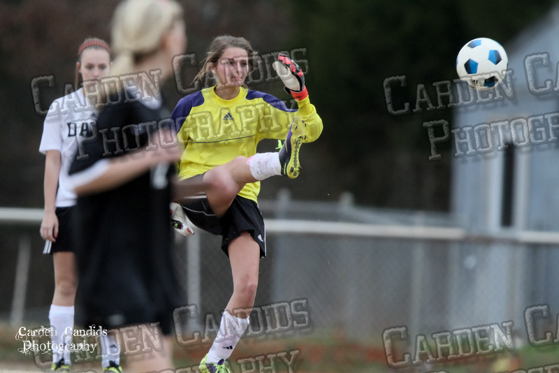 DHS JV Ladies Soccer vs Reynolds 3-18-15-45