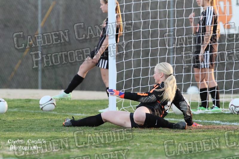 DHS VARSITY Ladies Soccer vs N Davidson - 3-16-15--26
