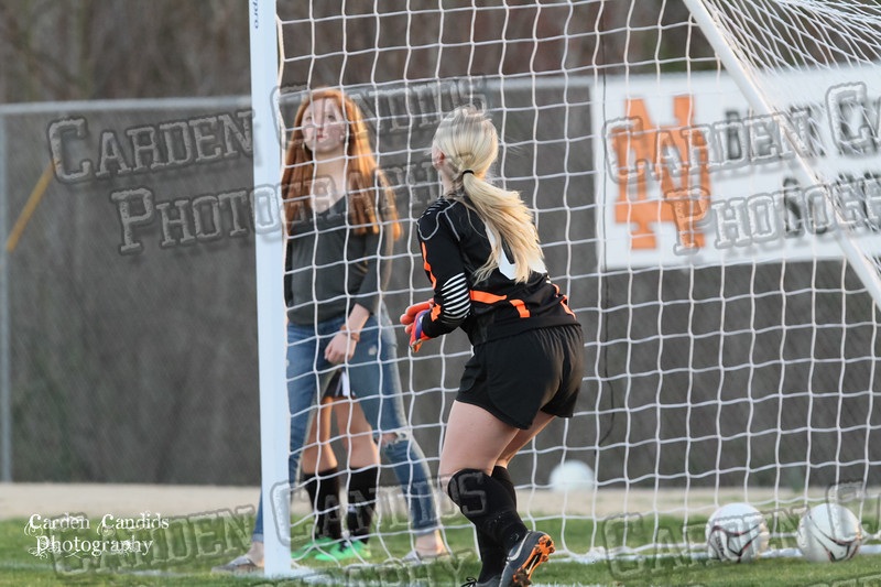 DHS VARSITY Ladies Soccer vs N Davidson - 3-16-15--30