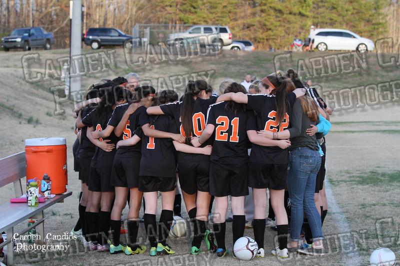 DHS VARSITY Ladies Soccer vs N Davidson - 3-16-15--10