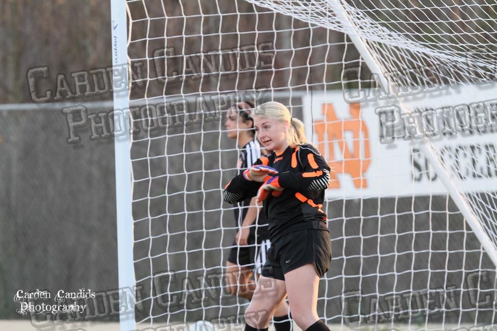 DHS VARSITY Ladies Soccer vs N Davidson - 3-16-15--22
