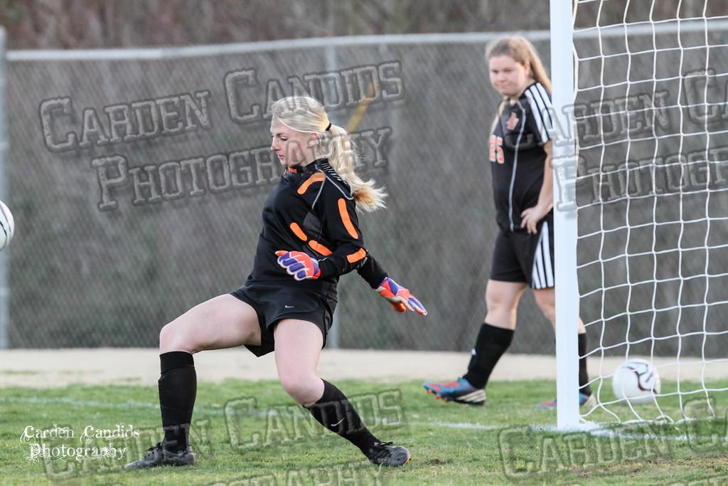 DHS VARSITY Ladies Soccer vs N Davidson - 3-16-15--40
