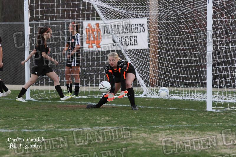 DHS VARSITY Ladies Soccer vs N Davidson - 3-16-15--4