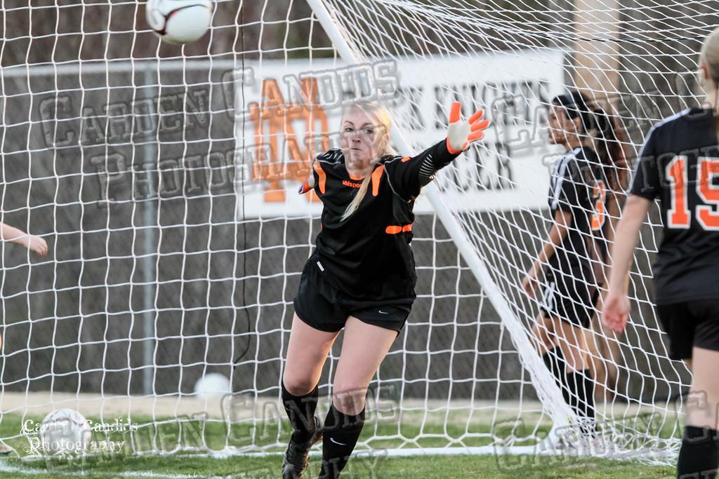 DHS VARSITY Ladies Soccer vs N Davidson - 3-16-15--45