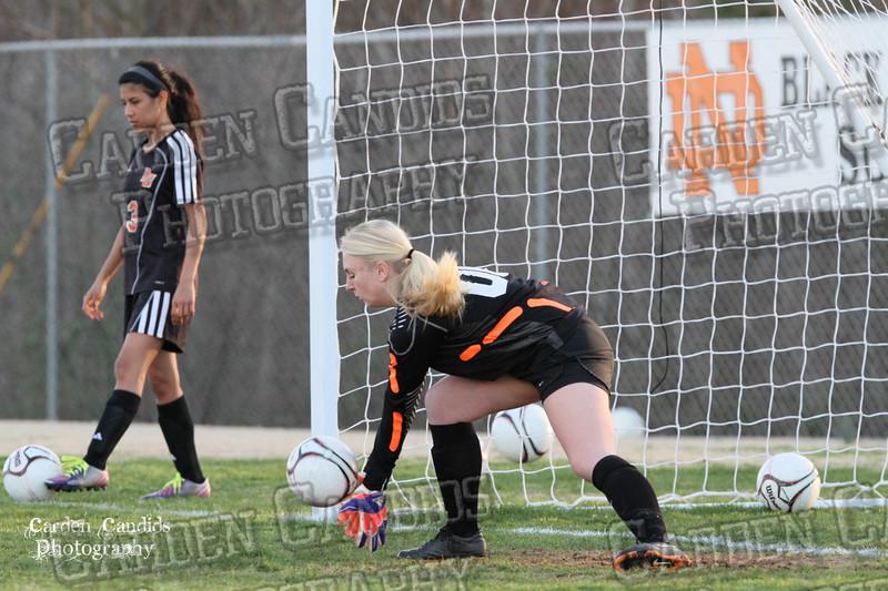 DHS VARSITY Ladies Soccer vs N Davidson - 3-16-15--16