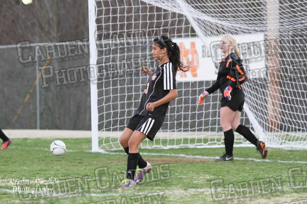 DHS VARSITY Ladies Soccer vs N Davidson - 3-16-15--7