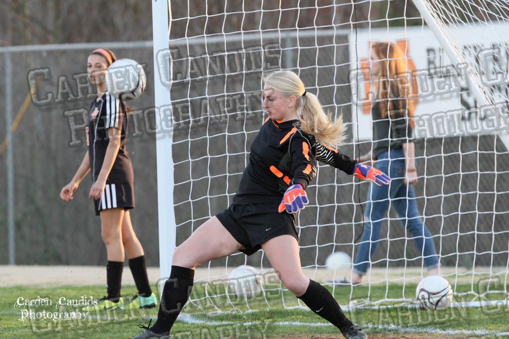 DHS VARSITY Ladies Soccer vs N Davidson - 3-16-15--18