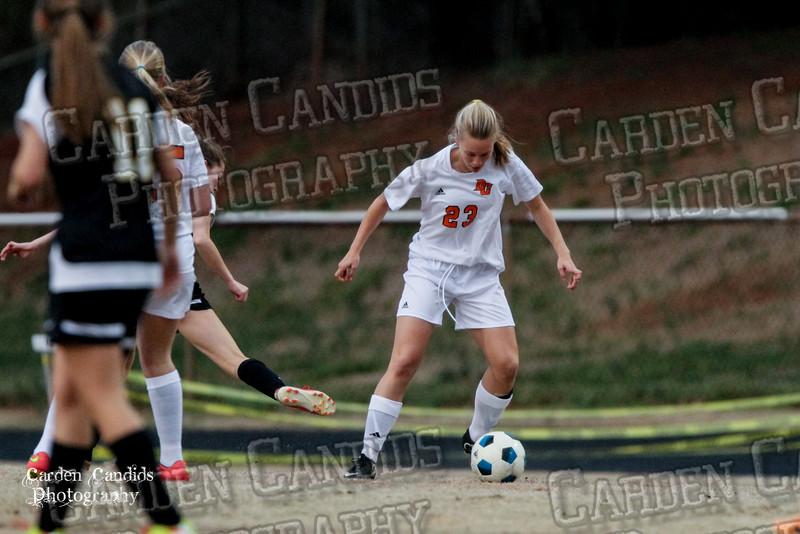 DHS VARSITY Ladies Soccer vs Reynolds 3-18-15-45