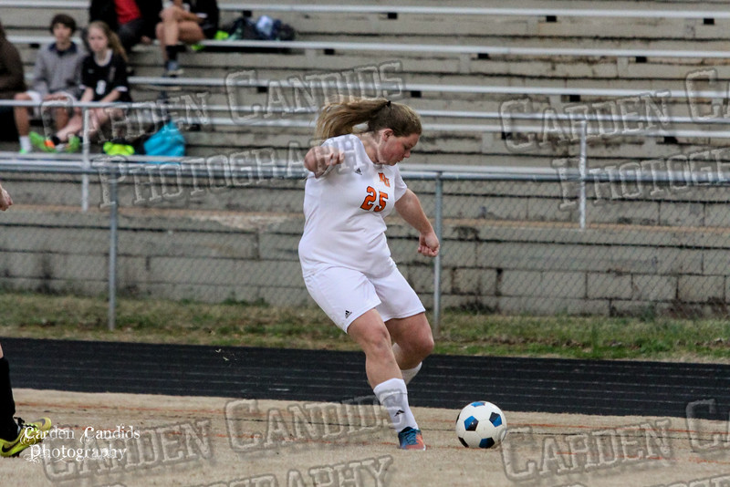 DHS VARSITY Ladies Soccer vs Reynolds 3-18-15-9