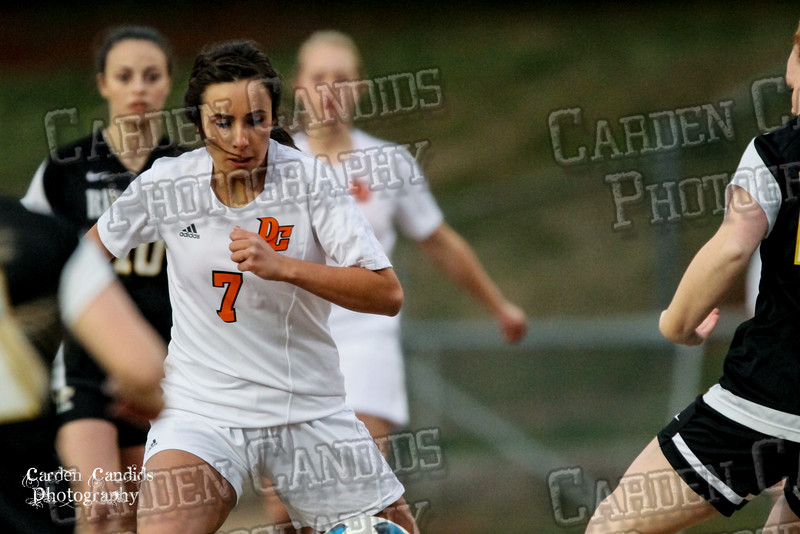 DHS VARSITY Ladies Soccer vs Reynolds 3-18-15-35
