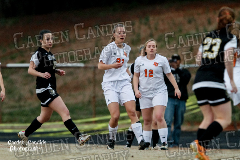 DHS VARSITY Ladies Soccer vs Reynolds 3-18-15-48