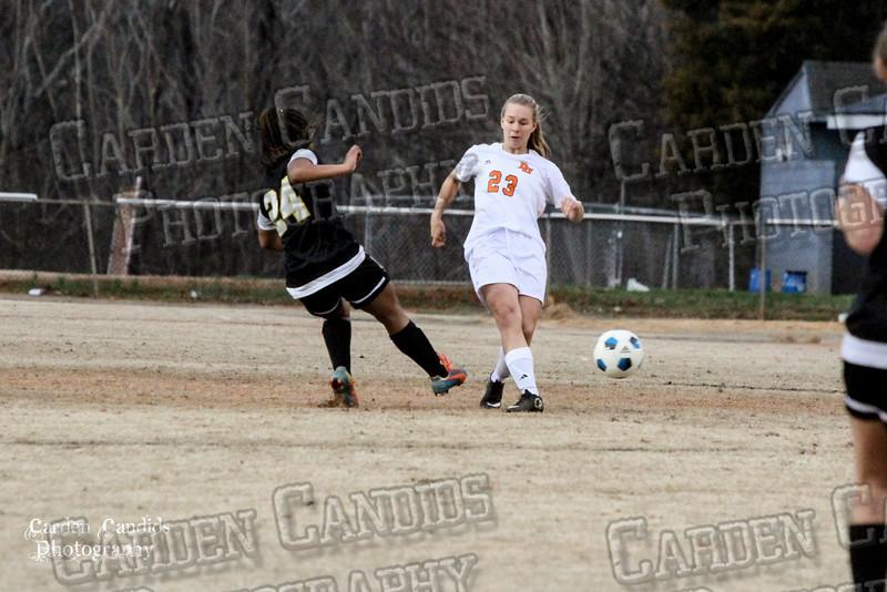 DHS VARSITY Ladies Soccer vs Reynolds 3-18-15-19