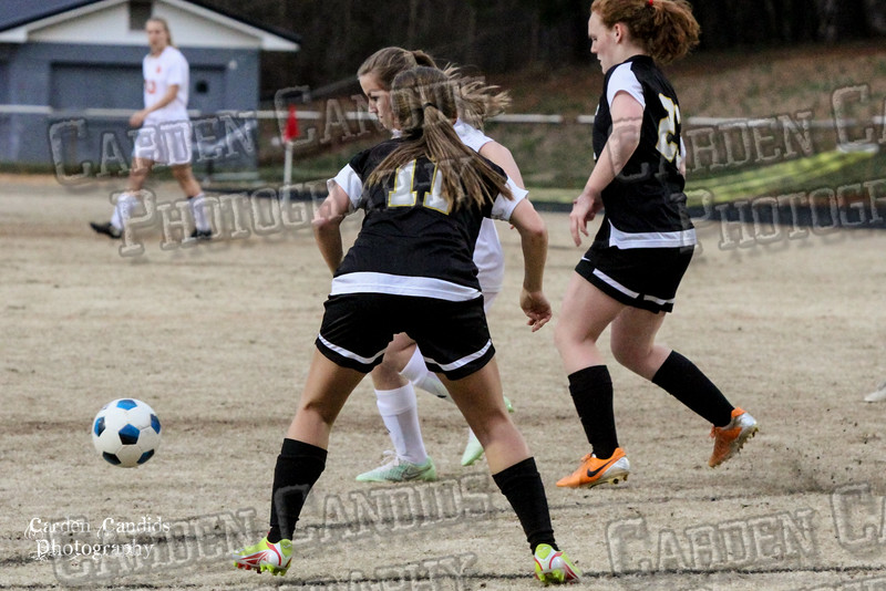 DHS VARSITY Ladies Soccer vs Reynolds 3-18-15-14