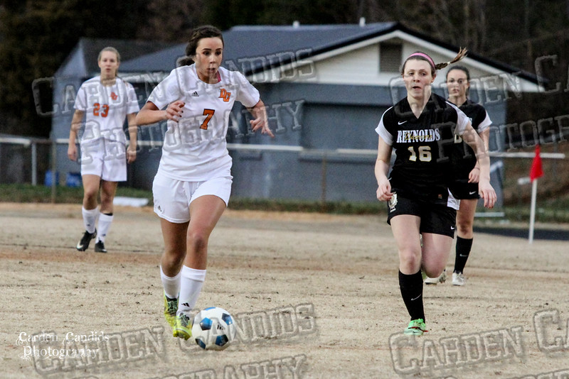 DHS VARSITY Ladies Soccer vs Reynolds 3-18-15-22