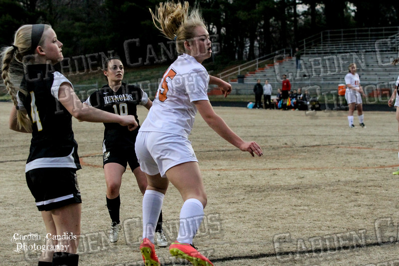 DHS VARSITY Ladies Soccer vs Reynolds 3-18-15-32