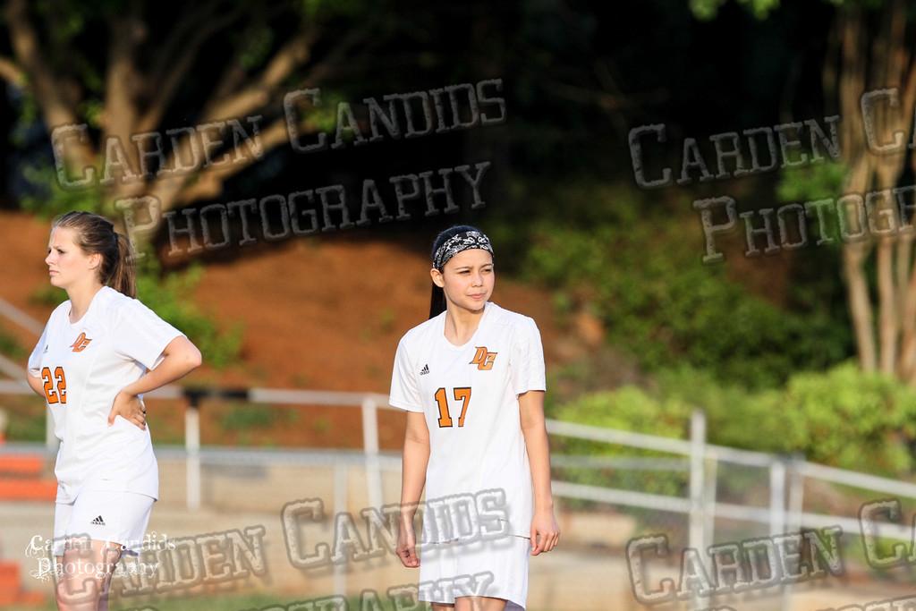 DHS VARSITY Ladies Soccer vs Mt Tabor -Senior Night- 5-7-15-005