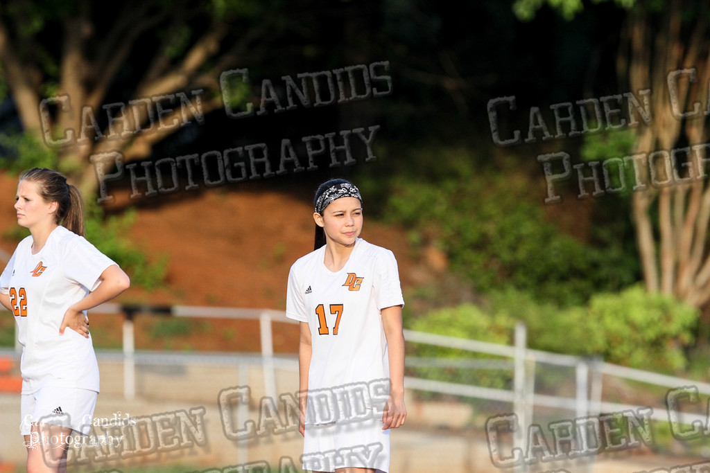 DHS VARSITY Ladies Soccer vs Mt Tabor -Senior Night- 5-7-15-006