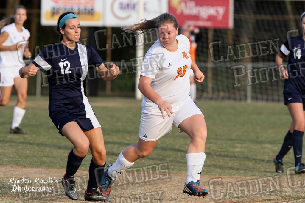 DHS VARSITY Ladies Soccer vs Mt Tabor -Senior Night- 5-7-15-050