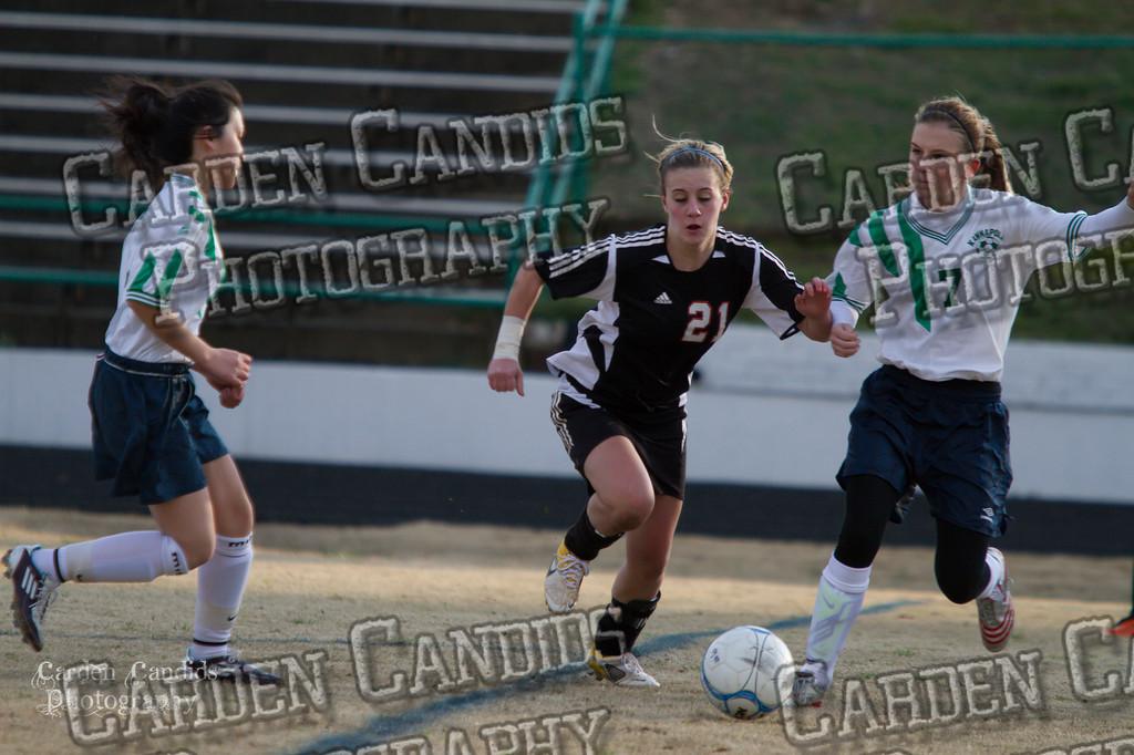 DHS Girls JV Soccer-Game1-17