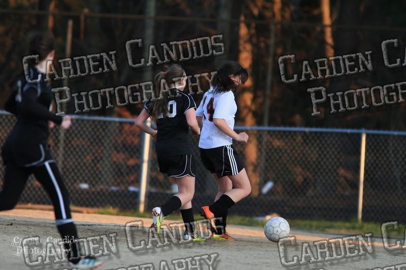 DHS Girls JV Soccer-Game2-3