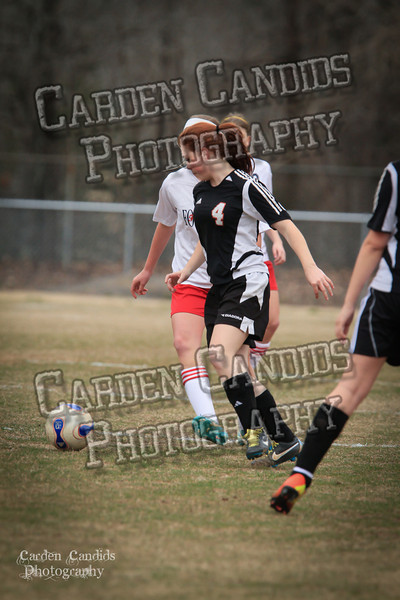 DHS Girls JV Soccer-Game3-12