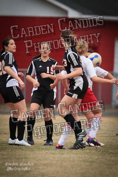 DHS Girls JV Soccer-Game3-16