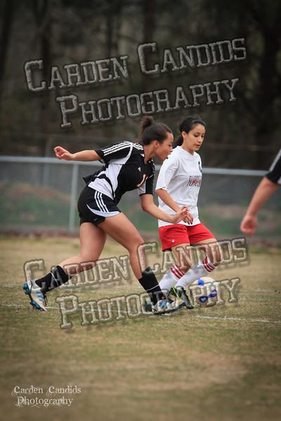 DHS Girls JV Soccer-Game3-11