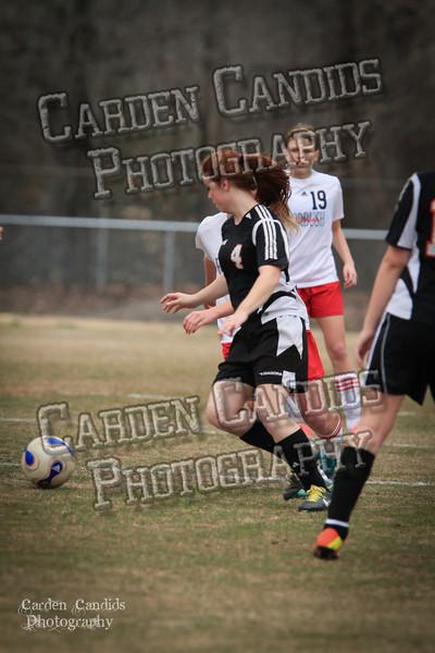 DHS Girls JV Soccer-Game3-13
