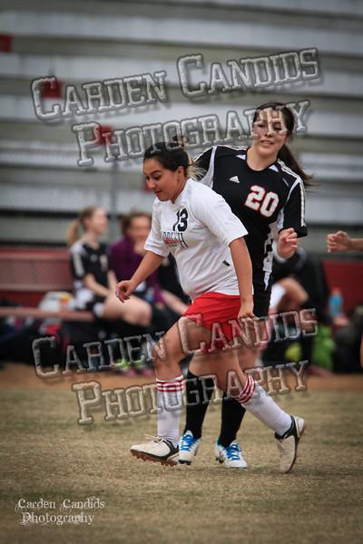 DHS Girls JV Soccer-Game3-17