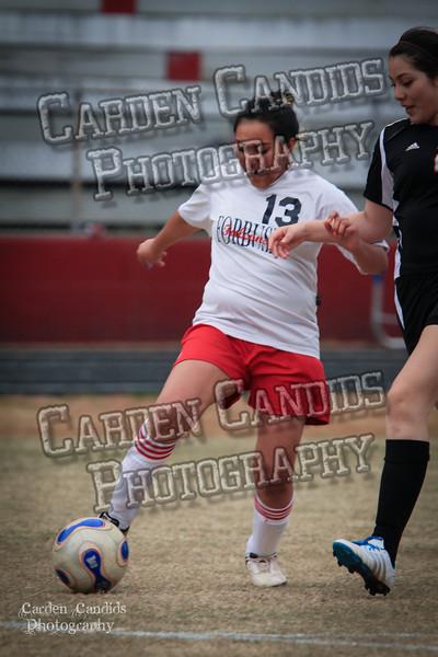 DHS Girls JV Soccer-Game3-19