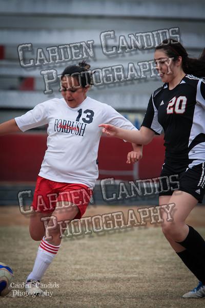 DHS Girls JV Soccer-Game3-18