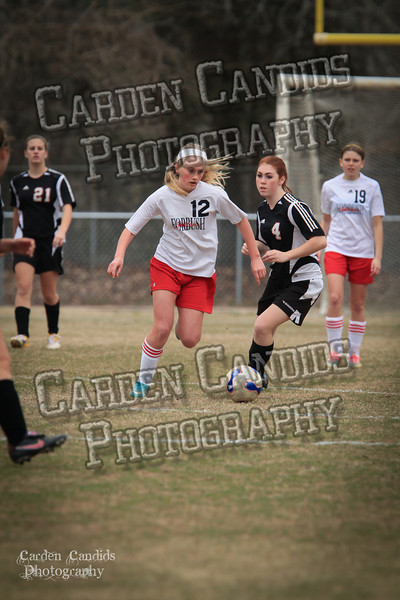 DHS Girls JV Soccer-Game3-28