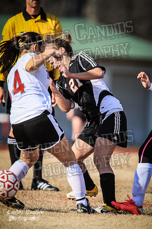 DHS Ladies JV vs North Iredell-2