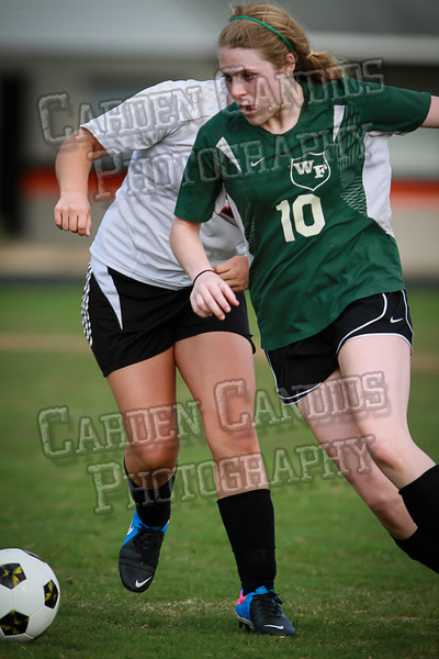 DHS JV vs West Forsyth 2-007