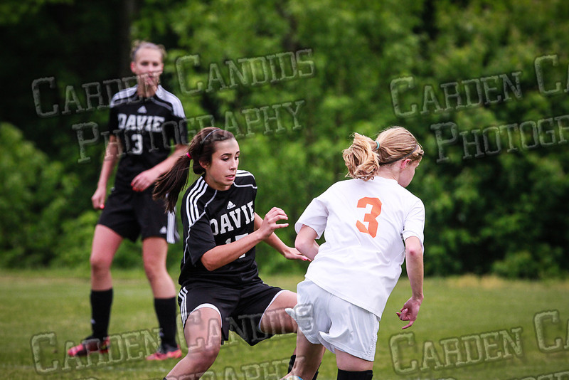 Davie Ladies vs N Davidson-1