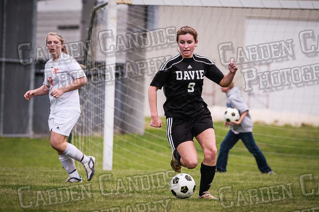 Davie Ladies vs N Davidson-9