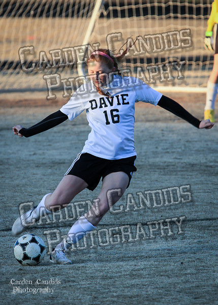 DHS Ladies Varsity vs Forbush 3-19-40