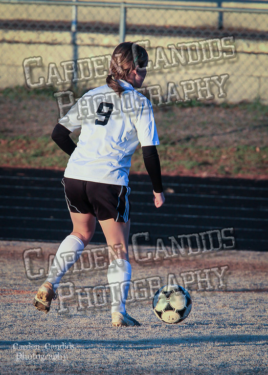 DHS Ladies Varsity vs Forbush 3-19-58