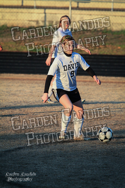 DHS Ladies Varsity vs Forbush 3-19-31
